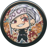 Badge - Kimetsu no Yaiba / Uzui Tengen