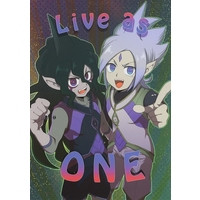Doujinshi - Inazuma Eleven Series (Live as ONE) / KYUSEIDRILL
