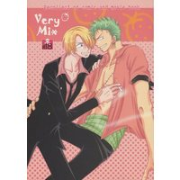 [Boys Love (Yaoi) : R18] Doujinshi - Omnibus - ONE PIECE / Zoro x Sanji (Very Mix) / カフィアライム