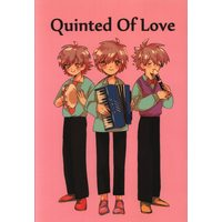 Doujinshi - Evangelion / All Characters (Quinted Of Love) / はだかたんき