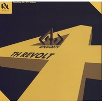 Doujin Music - 4TH REVOLT / Riparia Records / Riparia Records