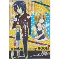 Doujinshi - Mobile Suit Gundam SEED / Athrun Zala x Cagalli Yula Athha (weekend in my ROOM) / EASY CYNIC