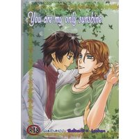 [Boys Love (Yaoi) : R18] Doujinshi - Manga&Novel - Anthology - Mobile Suit Gundam 00 / Setsuna F. Seiei x Lockon Stratos (you are my only sunshine) / Offthelock/Blue Coke