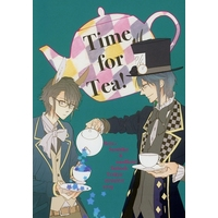 Doujinshi - Manga&Novel - Anthology - K (K Project) / Reisi x Saruhiko (Time for Tea!) / 天球ムニエル