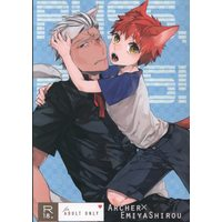 [Boys Love (Yaoi) : R18] Doujinshi - Fate/stay night / Archer (Fate/Stay night) x Shirou Emiya (puss.puss!) / だんまちょ