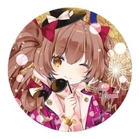 Badge - Touhou Project / Yorigami Joon