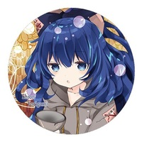 Badge - Touhou Project / Yorigami Shion