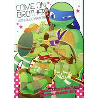 Doujinshi - Mutant Ninja Turtles / All Characters (COME ON BROTHER! ☆ミュータント・タートルズ) / tetrapod