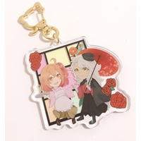 Key Chain - Fate/Grand Order / Solomon (Fate Series) & Gudako