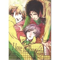 Doujinshi - Prince Of Tennis (I love it Properly) / Ryusei Honey