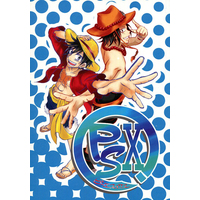 Doujinshi - ONE PIECE / Ace x Luffy (PSX ピーエスイクス) / V.S.
