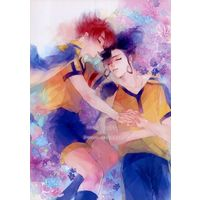 Doujinshi - Inazuma Eleven GO / Kyousuke x Tenma (Good night and Sweet dreams) / HYSTERIC SPIDER