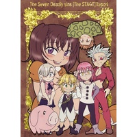 Doujinshi - The Seven Deadly Sins (【予約】七つの大罪 舞台レポ本) / MoonBABYLON