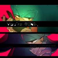 Doujinshi - Illustration book - Sonic the Hedgehog (You're MINE.) / Wolf Raye