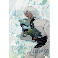 Doujinshi - Blood Blockade Battlefront / Zap Renfro x Zed O'Brien (Let me make you happy ☆血界戦線) / harvest