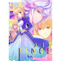 Doujinshi - Fate/Grand Order / Saber & Gilgamesh (AND KINGS【池袋本店出品】) / ELEPHAN