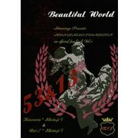 Doujinshi - Novel - Evangelion / Rei x Shinji (Beautiful World) / 姫林檎