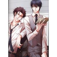 [Boys Love (Yaoi) : R18] Doujinshi - K (K Project) / Reisi x Mikoto (in heat) / area420