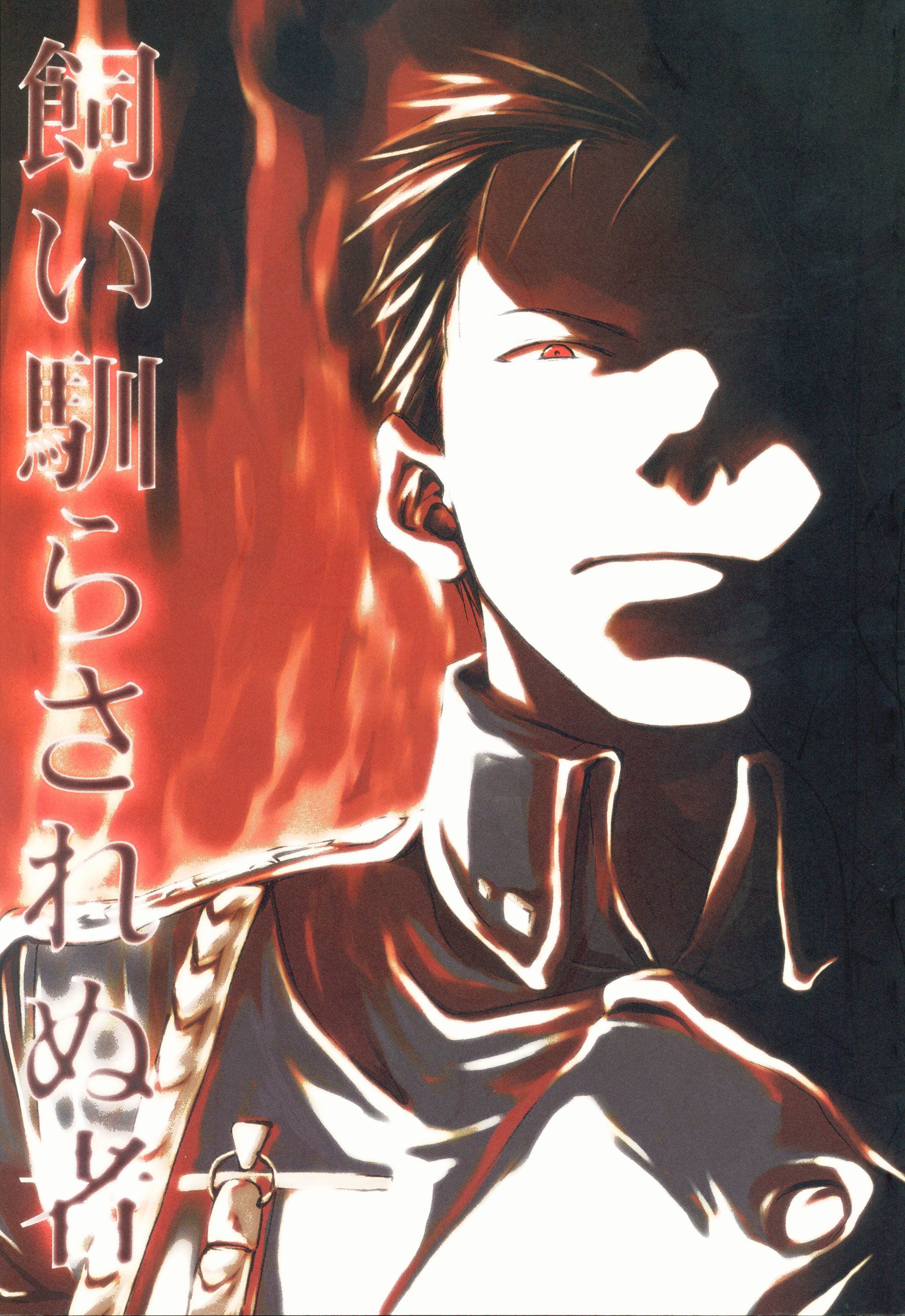 Doujinshi - Fullmetal Alchemist / Roy Mustang (飼い馴らされぬ者) / Crazy9