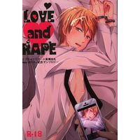 [Boys Love (Yaoi) : R18] Doujinshi - Anthology - Kuroko's Basketball / Mob Character x Kise Ryouta (LOVE and RAPE *アンソロジー)