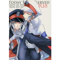 [Boys Love (Yaoi) : R18] Doujinshi - Pokémon / Subway Master & Ingo & Emmet (TODAY THE RESERVED) / 空芥花
