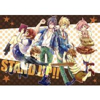 Doujinshi - Anthology - Tales of Vesperia / All Characters (Tales Series) (STAND UP!!) / ひよ & Shino