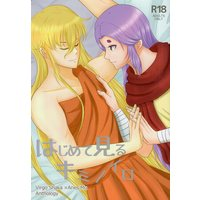 [Boys Love (Yaoi) : R18] Doujinshi - Anthology - Saint Seiya / Virgo Shaka x Aries Mu (はじめて見るキミノイロ *アンソロジー)