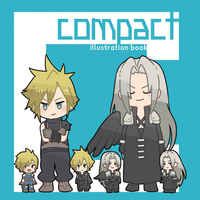 Doujinshi - Illustration book - Final Fantasy VII / Sephiroth x Cloud Strife (Compact) / またあとで