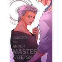 Doujinshi - Fate/stay night / Lancer  x Archer (MASTER) / 25℃