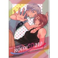 [Boys Love (Yaoi) : R18] Doujinshi - Anthology - Free! (Iwatobi Swim Club) / Nitori x Rin (ROOM 210 *アンソロジー)