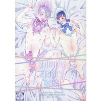 [Boys Love (Yaoi) : R18] Doujinshi - Illustration book - Yuri!!! on Ice / Katsuki Yuuri x Victor (YUMMY HONEY BABY) / 永久脱毛希望(EIKYUUDATSUMOUKIBOU)