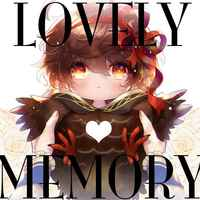 Doujinshi - Illustration book - GRANBLUE FANTASY / Lucifer x Sandalphon (LOVELY MEMORY) / もぐもぐ026