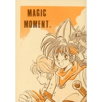 Doujinshi - Manga&Novel - Dragon Quest (MAGIC MOMENT.) / SNOWMAN
