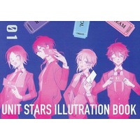 Doujinshi - Illustration book - Ensemble Stars! (UNIT STARS ILLUSTRATION BOOK) / mememoon