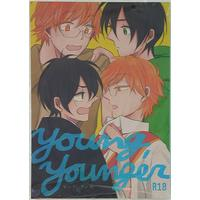 [Boys Love (Yaoi) : R18] Doujinshi - King of Prism by Pretty Rhythm / Juuouin Kakeru x Kougami Taiga (young.younger) / きみとメルヘン