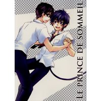 Doujinshi - Blue Exorcist / Yukio x Rin (LE PRINCE DE SOMMEIL ☆青の祓魔師) / holy terrors
