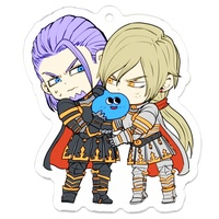 Key Chain - Dragon Quest XI / Hendrik & Jasper (Dragon Quest)