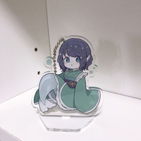 Acrylic stand - Touhou Project / Wakasagihime