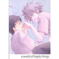 Doujinshi - Evangelion / Kaworu x Shinji (a world of fragile things ☆新世紀エヴァンゲリオン) / Benika