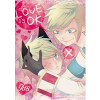 [Boys Love (Yaoi) : R18] Doujinshi - Pokémon (LOVE is OK) / TOKI
