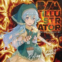 Doujin Music - B/M ILLUSTRATOR / Rolling Contact