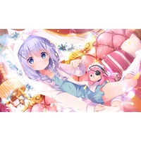 Card Game Playmat - GochiUsa / Kafuu Chino