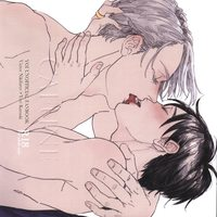 [Boys Love (Yaoi) : R18] Doujinshi - Illustration book - Yuri!!! on Ice / Victor x Katsuki Yuuri (CAFUNE *イラスト集) / 何処