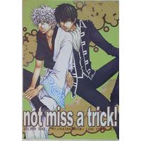 [Boys Love (Yaoi) : R18] Doujinshi - Gintama / Hijikata x Gintoki (not miss a trick!) / FLOW SNOW