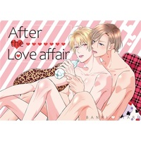 Doujinshi - A3! / Settsu Banri x Chigasaki Itaru (After the Love affair) / Luna.
