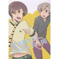 Doujinshi - Manga&Novel - Anthology - Star-Mu (High School Star Musical) / Sawatari Eigo (Star-Mu) x Nanjo Koki (SUMMER VACATION!) / うすしお