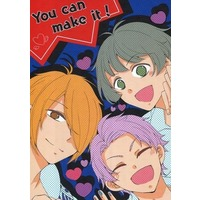 Doujinshi - Novel - Anthology - IM@S SideM / F-LAGS (You can make it!) / おひさま劇場