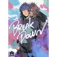 [Boys Love (Yaoi) : R18] Doujinshi - Final Fantasy XV / Ardyn x Noctis (BREAK DOWN ☆FINAL FANTASY 15) / monozuki
