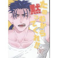 [Boys Love (Yaoi) : R18] Doujinshi - Fate/stay night / Archer  x Lancer (たのむから黙ってくれ!! ☆Fate/staynight) / 密着サイケデリック