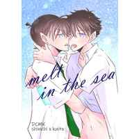 [Boys Love (Yaoi) : R18] Doujinshi - Novel - Meitantei Conan / Kudou Shinichi x Kuroba Kaito (melt in the sea) / eau